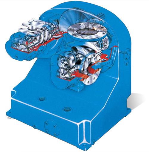 SO系列无油螺杆空压机